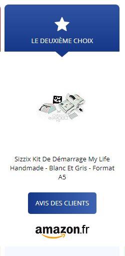 sizzix kit